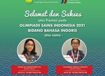 Olimpiade Sains Indonesia
